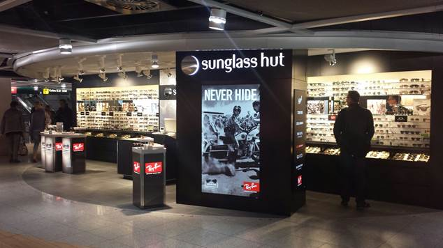 225445743cb Sunglass Hut opens its first store in Germany  willkommen in Düsseldorf!