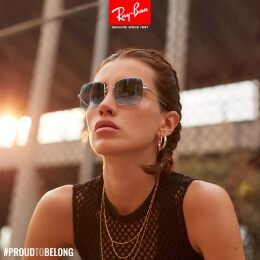 PROUD TO BELONG, IN 2019 RAY-BAN CELEBRATES EMOTIONS