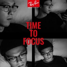 RAY-BAN: TIME TO… EXPRESS YOURSELF