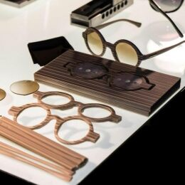 Luxottica Collections for Armani: eyewear climbs to new fashion heights