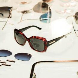 Collezioni Luxottica per Armani: l'eyewear è sempre più fashion