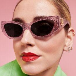 Chiara Ferragni exclusive eyewear collection