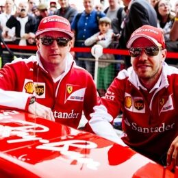 Ray-Ban debutta in Formula Uno