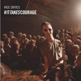 RAY-BAN, THE COURAGE TO EXPRESS EMOTIONS