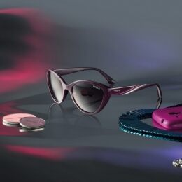 VOGUE EYEWEAR. BEAUTY GOES BEYOND YOUR PHYSICAL APPEARANCE IN THE NEW COMMUNICATION CAMPAIGN