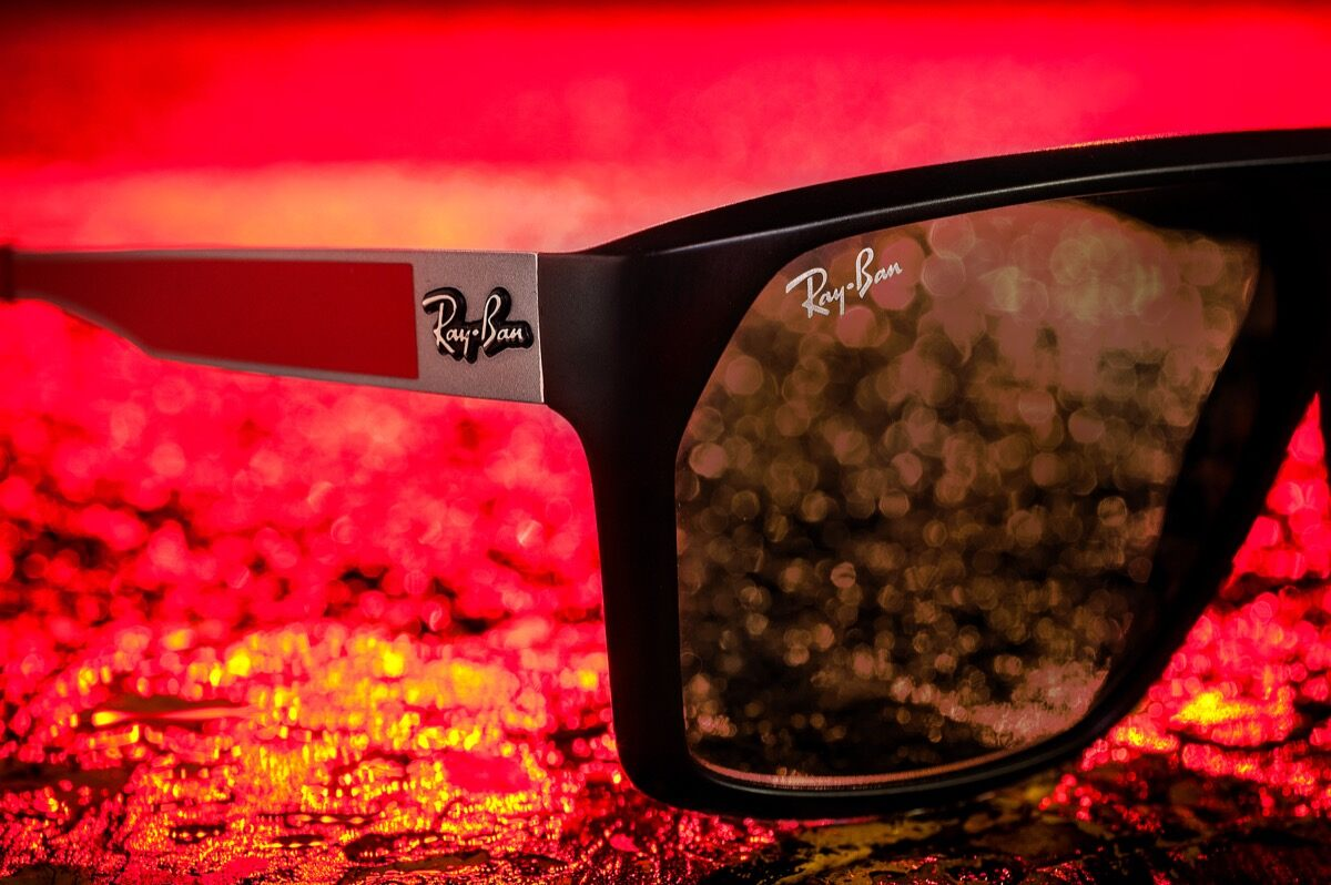 ac4e5ae111 RAY-BAN SCUDERIA FERRARI LIMITED EDITION COLLECTION  ON THE TRACK IN STYLE  FOR THE