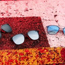 RAY-BAN SCUDERIA FERRARI LIMITED EDITION COLLECTION: ON THE TRACK IN STYLE FOR THE ITALIAN GRAND PRIX
