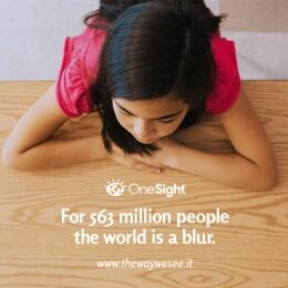 OneSight launches  #thewayweseeit campaign for World Sight Day 2014  - 1