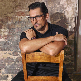 Dolce & Gabbana: Warm and sunny Sicily meets the charm and elegance of David Gandy