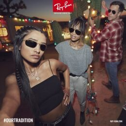 RAY-BAN HOLIDAY: #OURTRADITION