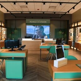 Pearle Vision to open five new stores with the Ignite program - 2