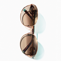 The new Tiffany & Co. eyewear collection inspired by Tiffany Infinity jewelry - 1