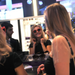 Sunglass Hut opens its most technologically advanced store in Times Square