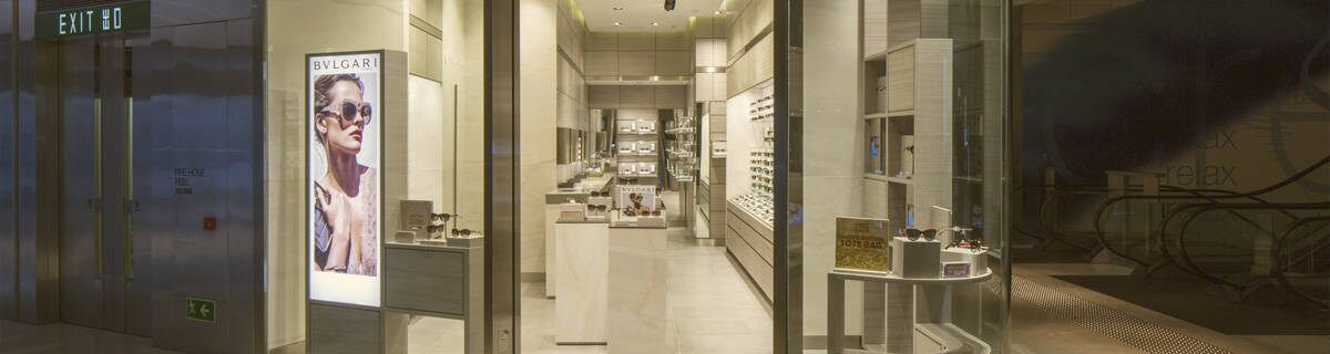 OPTICAL RETAIL EXPANSION IN CHINA