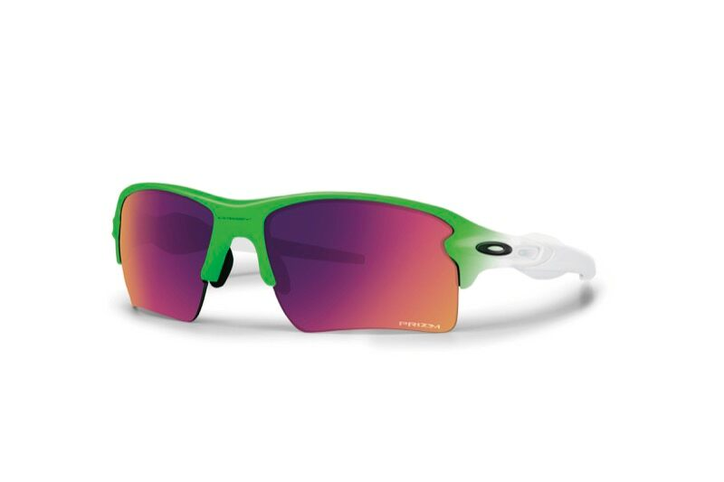 ad40933a65725 Oakley Green Fade Collection  one color, one team for Rio 2016 ...