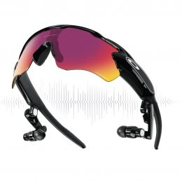 OAKLEY RADAR PACE: SMART EYEWEAR THAT SEEKS TO TRANSFORM HOW ATHLETES TRACK AND UNDERSTAND PERFORMANCE - 1
