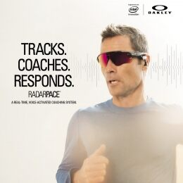 OAKLEY RADAR PACE: SMART EYEWEAR THAT SEEKS TO TRANSFORM HOW ATHLETES TRACK AND UNDERSTAND PERFORMANCE - 8