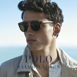 POLO MODERN PREPPY: THE NEW POLO RALPH LAUREN EYEWEAR SPRING 2017 COLLECTION