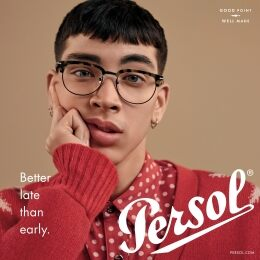 GOOD POINT, WELL MADE: PERSOL OPENS A NEW CHAPTER