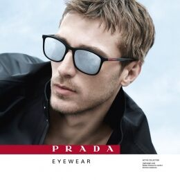 NEW PRADA LINEA ROSSA EYEWEAR ADV CAMPAIGN IS LAUNCHED