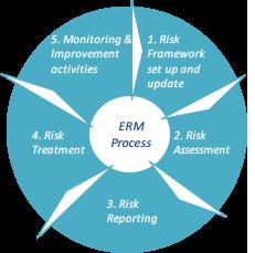 Il processo di ERM Luxottica