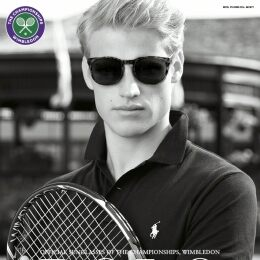 POLO RALPH LAUREN AND WIMBLEDON: TOGETHER FOR THE SECOND YEAR