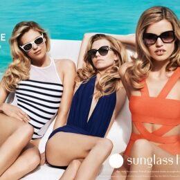 Tutti i colori dell'estate per la nuova campagna Sunglass Hut