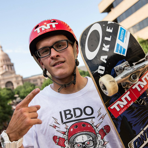 3,2,1… go! Austin welcomes the 20th edition of the Summer X Games. And Oakley is there!
