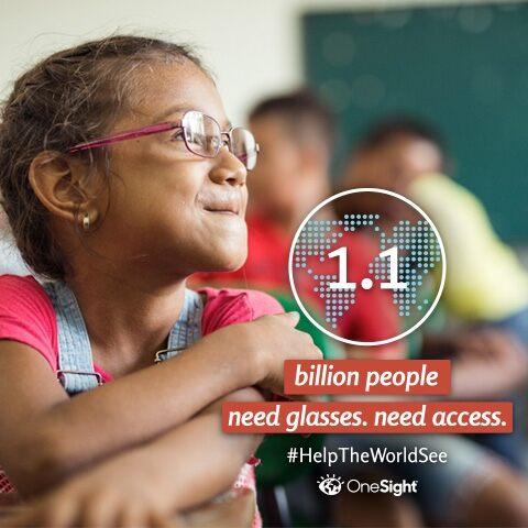 ONESIGHT CELEBRATES WORLD SIGHT DAY 2015