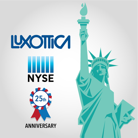 25 years listed on NYSE
