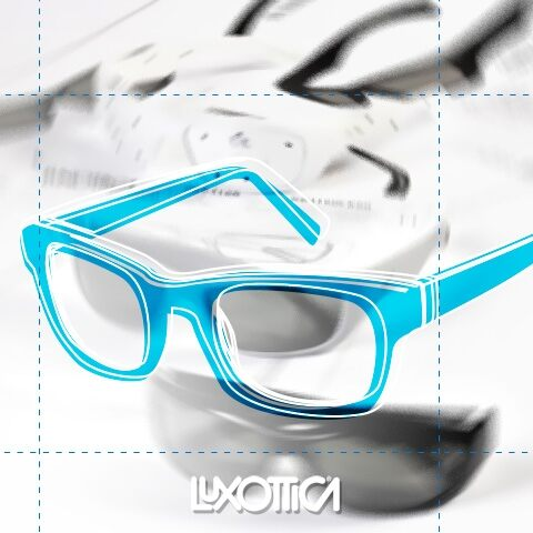 Luxottica, innovation: 3D printing