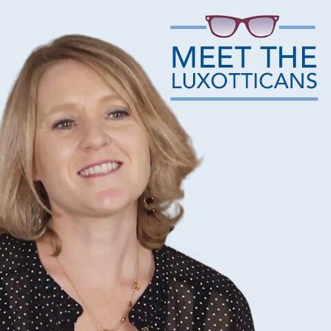 """""""Luxottica is the place where you can fulfill your dreams"""" / Meet Anthea Muir"""