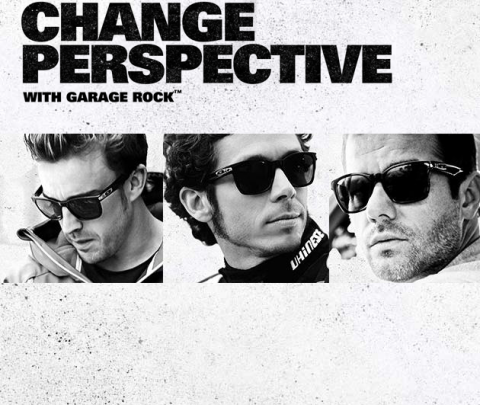 Oakley invites you to change perspective