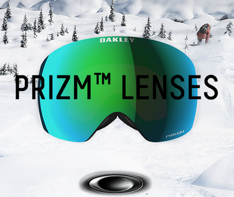 Oakley Prizm: the dawn of a new lens technology
