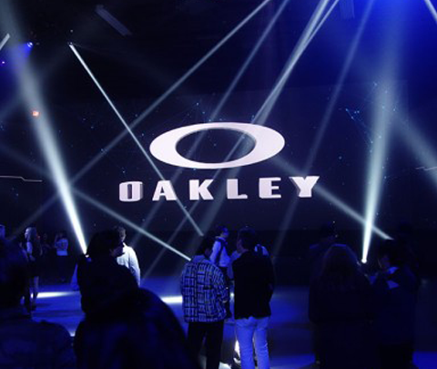 Oakley is disruptive by design, now and forever