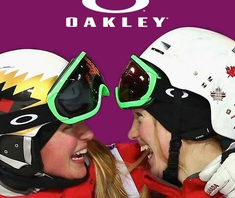 Oakley: all eyes on Sochi for the last week at Winter Olympics!