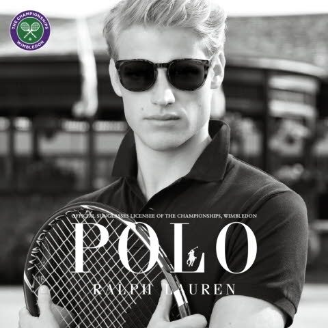 Polo Ralph Lauren: eyewear for Wimbledon