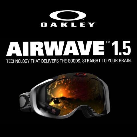Oakley Airwave 1.5: the evolution to a revolution
