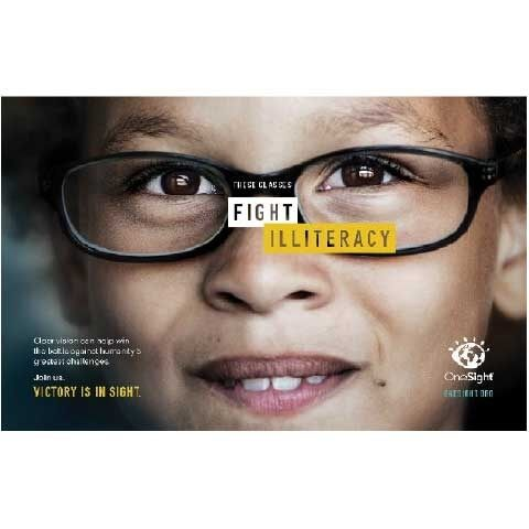 "ONESIGHT LAUNCHES ""VICTORY IS IN SIGHT"" CAMPAIGN TO GIVE 20 MILLION PEOPLE ACCESS TO GLASSES BY 2020"