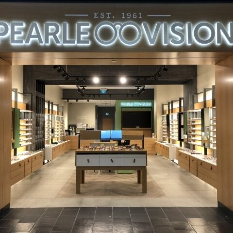Pearle Vision No. 1 Eye Care Franchise on Entrepreneur's 500® List