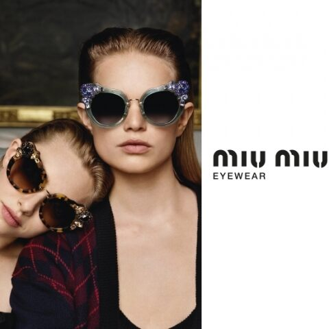 MIU MIU EYEWEAR: FALL/WINTER 2016 SPECIAL COLLECTION