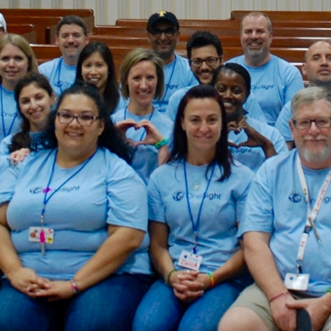 In their own words: what it means to be part of a OneSight team