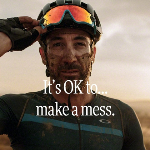 IN THE NAME OF OBSESSION. DISCOVER THE NEW OAKLEY CAMPAIGN
