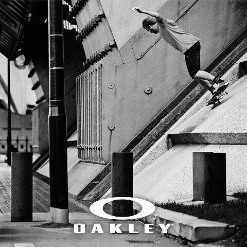 Oakley in residence: SIdney. Uno spazio dove si fondono creatività e passione