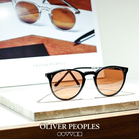 Una nuova boutique per Oliver Peoples a NYC