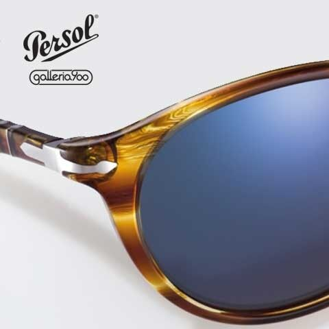 GALLERIA '900: PERSOL REVIVES AUTHENTIC 1940s STYLE