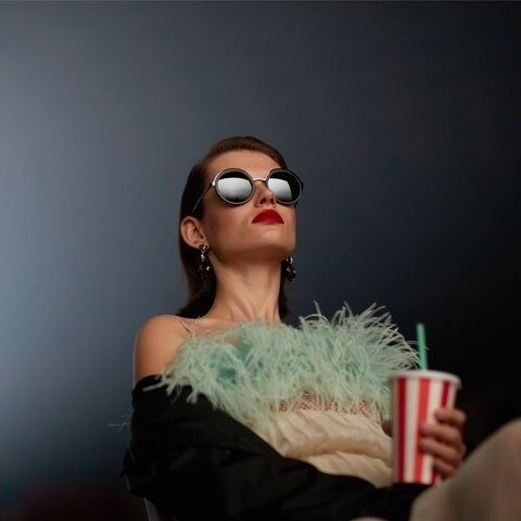c28016098776 PRADA EYEWEAR PRESENTS THE NEW PRADA CINÉMA EYEWEAR FILM. LET S ALL GO TO  THE LOBBY