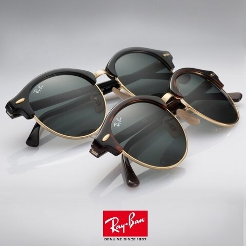 """Ray-Ban Clubround, the new icon that """"squares the circle"""""""