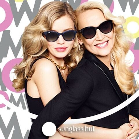 Find out the perfect gift to wow your mom with Sunglass Hut and Google Hangout!