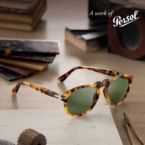 Persol Vintage Celebration #4: the journey in the archive goes on with Madreterra